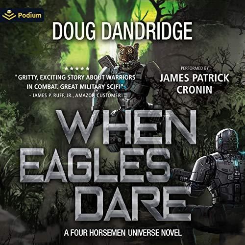 When Eagles Dare Audiobook By Doug Dandridge cover art