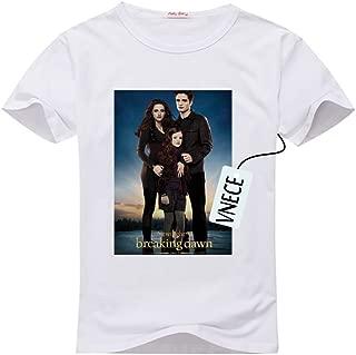 VNECE DIY The Twilight Saga Men's O-neck Tee Shirt, Customized 100% Cotton T-shirts