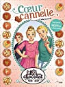Les filles au chocolat, tome 12 : Coeur cannelle  BD par Grisseaux