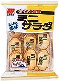 三幸 ミニサラダしお味 24枚×8袋