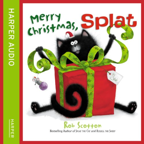 Merry Christmas, Splat cover art