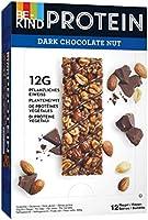 BE-KIND Protein Barretta Proteica al Doppio Cioccolato Fondente, Snack Proteico Senza Glutine, 12 gr di Proteine, 1...