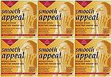 Smooth Appeal Microondas Cera depiladora facial x6