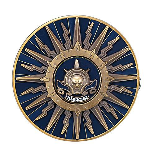 Pritties Accessories Véritable badge de collection Warhammer Age of Sigmar Stormcast - Pour collectionneur éternel
