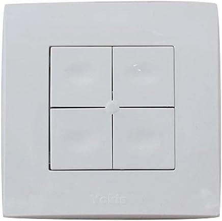 /0060 VVM Tech Portugal Motif drapeau Imprim/é en m/étal chrom/é rectangulaire Porte-cl/és avec bo/îte cadeau gratuit/