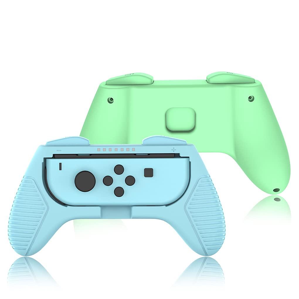 2 Pack Grip Kit for Nintendo Large-scale sale Joy-Con Switch Rare Joy-con Gri Comfort