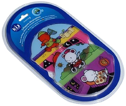 Claessens' Kid -KS0002- 2 Plaques alternatives Kid Sleep