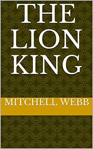 the lion king (English Edition)