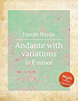Andante with variations: in F minor (Haydn Sheet Music)