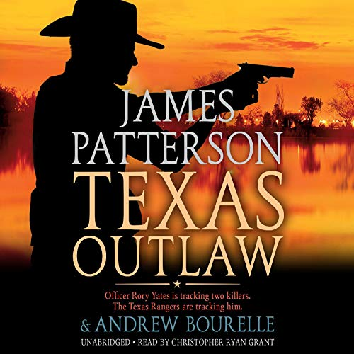 Texas Outlaw audiobook cover art