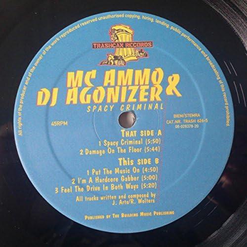 MC Ammo & DJ Agonizer