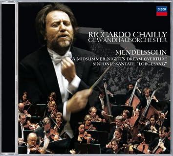 Mendelssohn: Lobgesang, Op.52