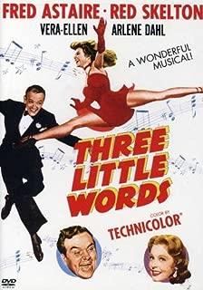 THREE LITTLE WORDS (FF) (DVD)