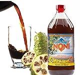 TAHITI TRADER Original High Potency Noni 32oz (1 Pack) - Pure Noni Juice - Juice Noni - Noni Tahiti Juice - Noni Fruit Juice - Pure Noni Juice with Blueberry and Raspberry Juice