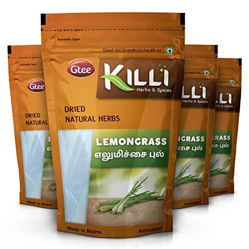 KILLI Lemongrass | Elumichaipul, 60g (Pack of 4)