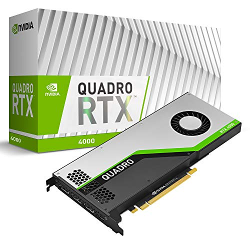 pny quadro rtx 4000 graphic card 8 gb gddr6