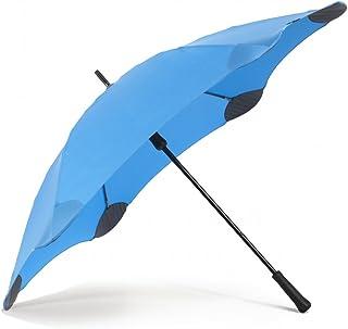 Anti Vent Anti Retournement Large Protection de 137 CM de diam/ètre Corail Blunt Parapluie TEMP/ÊTE Long 6 Baleines Incassables Fibre de Verre Ultra R/ésistant