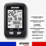 iGPSPORT IGS20E - Le Compteur GPS Simplifié - Ordinateur de vélo sans Fils Vitesse...