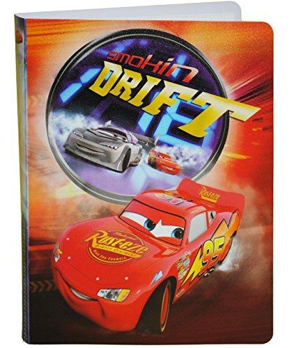 Fotoalbum - Disney  Auto Cars  - zum Einstecken / Einsteckalbum - für Kinder - Photoalbum Kinderalbum - Junge Car Lightning Mc Queen McQueen / Kinderfotoalb..