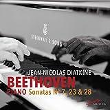 Piano Sonata No. 28 in A Major, Op. 101: III. Langsam und sehnsuchtsvoll. Adagio, ma non troppo, con affetto
