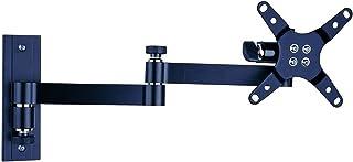 """TradeMount Monitor muurbeugel aluminium uittrekbaar van 7,8 cm tot 39 cm 12° kantelbaar 180° draaibaar voor Asus 25"""" ROG S..."""