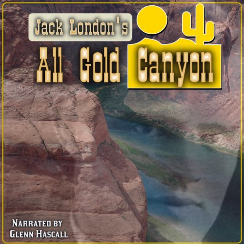 All Gold Canyon audiobook cover art