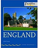 Factfiles: England: 400 Headwords (Oxford Bookworms ELT)
