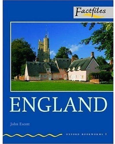 Factfiles: England: 400 Headwords (Oxford Bookworms ELT)の詳細を見る