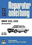 BMW 320/323 i (6-Zylinder) ab 1977 bis 1982: Querschnitt durch die Motor-Technik