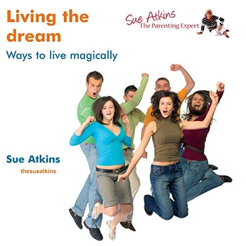 Living the Dream audiobook cover art