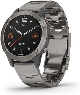 Garmin - Reloj Garmin Fenix 6 Sapphire 010-02158-23
