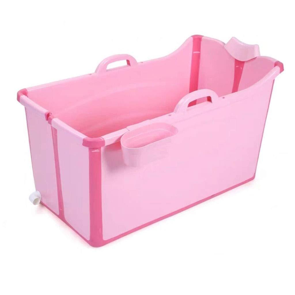 GLokpp Bañera, Ducha portátil, bañera for bebés, bañera Profunda ...