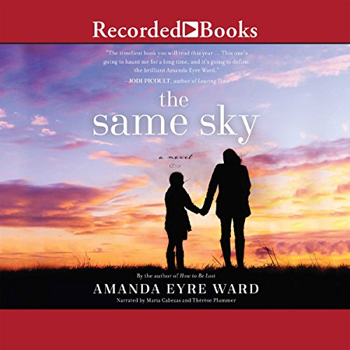 The Same Sky audiobook cover art
