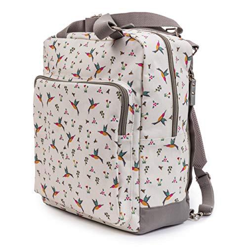 Pink Lining Wickelrucksack Wickeltasche Wonder Bag Hummingbird