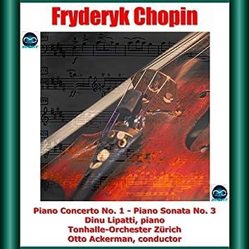 Chopin: Piano Concerto No. 1- Piano Sonata No. 3