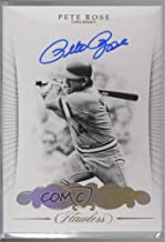 Pete Rose #/10 (Baseball Card) 2018 Panini Flawless - Greats Autographs - Gold #GA-PR