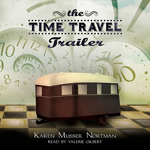 The Time Travel Trailer audiobook cover art