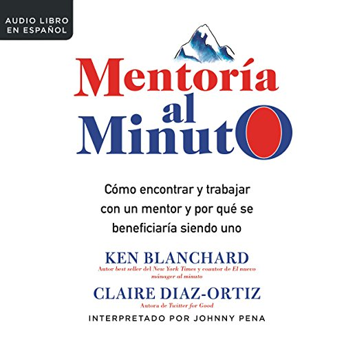 Mentoría al minuto [One Minute Mentoring] audiobook cover art