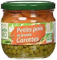 Biologique Pour 100 g - 152 kJ - 36 kcal Pot en verre de 330 g
