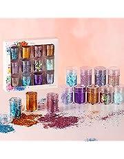 VICSPORT Body Glitter, Holografische Glitter voor Festival Make-up Face Glitter Cosmetische Glitter Perfect voor vrouwen en kinderen