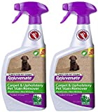 Rejuvenate Bio-Enzymatic Carpet & Upholstery Spot & Stain Remover Odor Remover Simply Spray and Walk Away – Removes Mud, Chocolate, Grass, Pet Stains and More