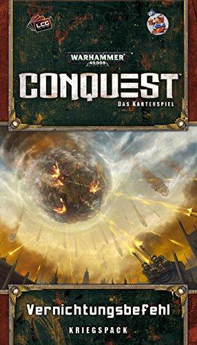 CONQUEST Warhammer 40.000 Vernichtungsbefehl Weltensturm 1