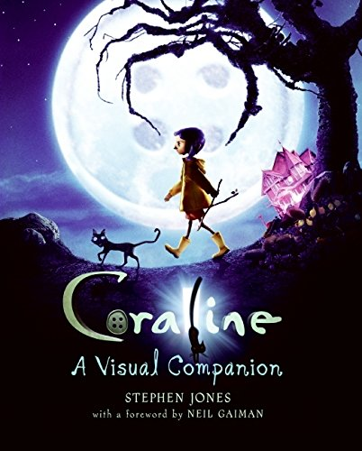 Best coraline visual companion for 2021