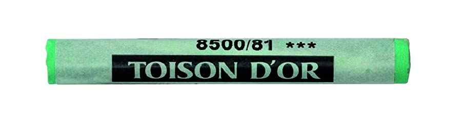 Koh-I-Noor Artist′S Round Soft Pastels, Pea Green, Pack of 12