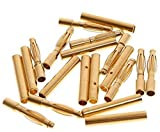 XSD MOEDL 20pairs/lot 2.0mm 2mm RC Gold Bullet Connector Battery ESC Banana Plug with Heat Shrink Tubing