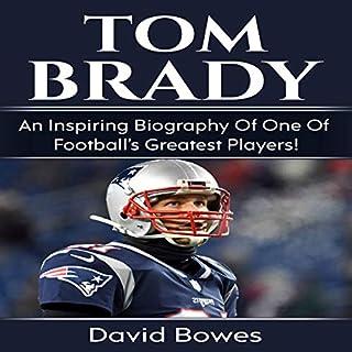 Tom Brady cover art