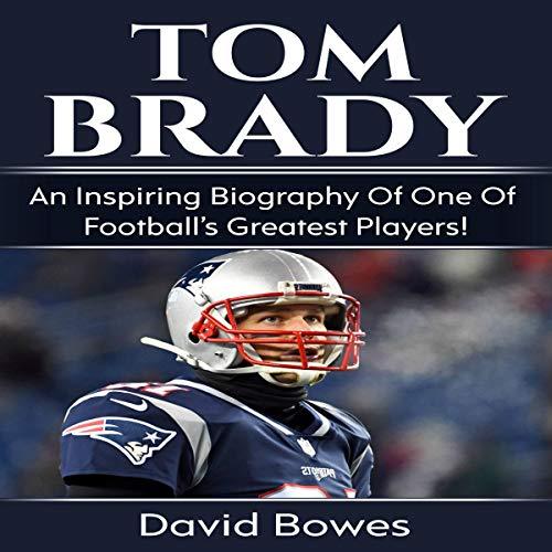 Tom Brady audiobook cover art