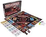 Monopoly Deadpool Marvel Heroes - Jeu de societe - Jeu de plateau - Version française