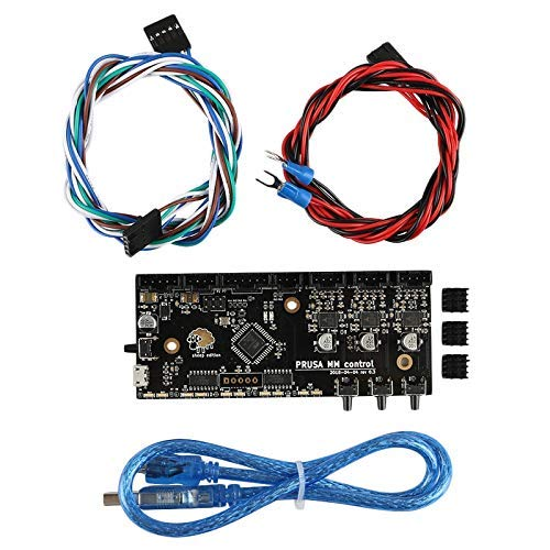 IGOSAIT For Prusa I3 Mk3 Multi Material 2.0 Upgrade Mm Control Board Tmc2130 Chip Prusa Mmu2 Board With Power Cable And Signal Cable