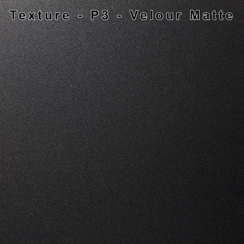 "Plastics 2000 - KYDEX Sheet - 0.080"" Thick, Black, 8"" x 12"", 2 Pack"